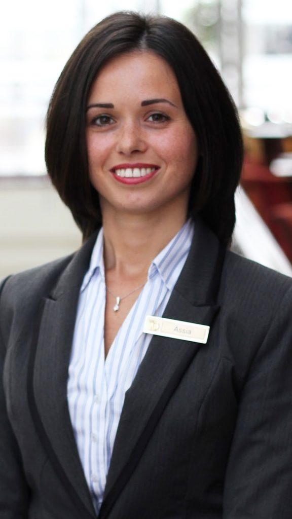 Assia Riccio - Founder, Evolvin' Women