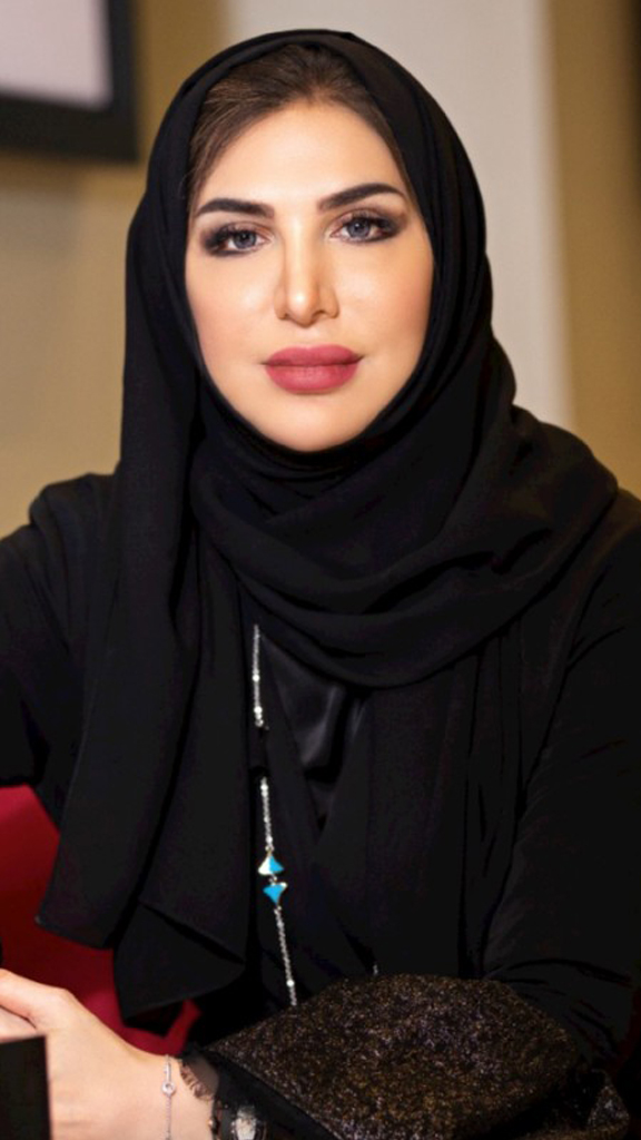 Dr. Buthaina Al-Ansari - Founder & Chairperson, Qatariat T&D Holding Company