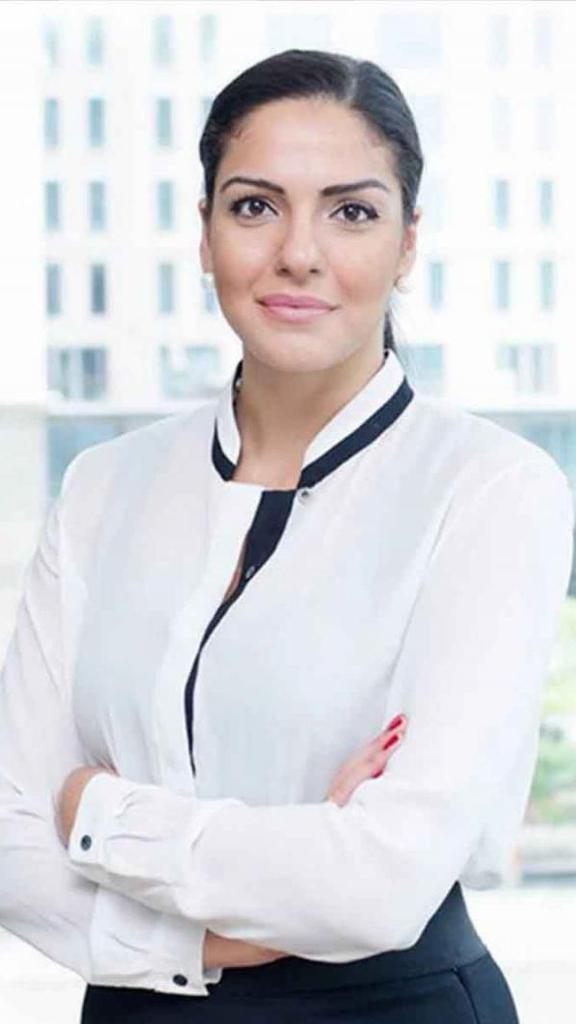 Saana Azzam - Founder & CIO, MENA Speakers