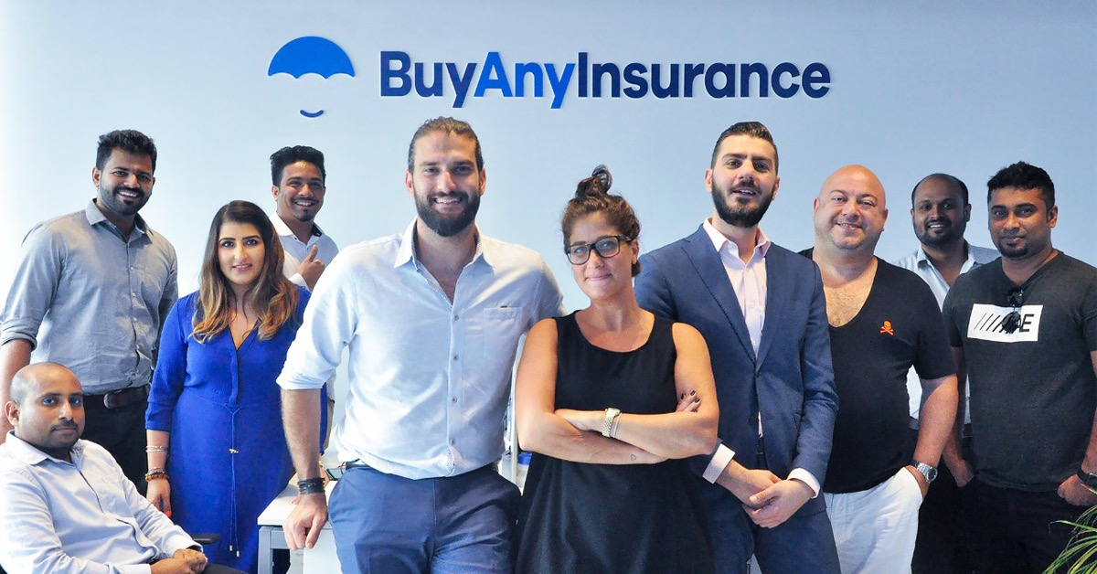 How the Dubai-based insurtech 'BuyAnyInsurance.com' is making insurance buying a piece of cake