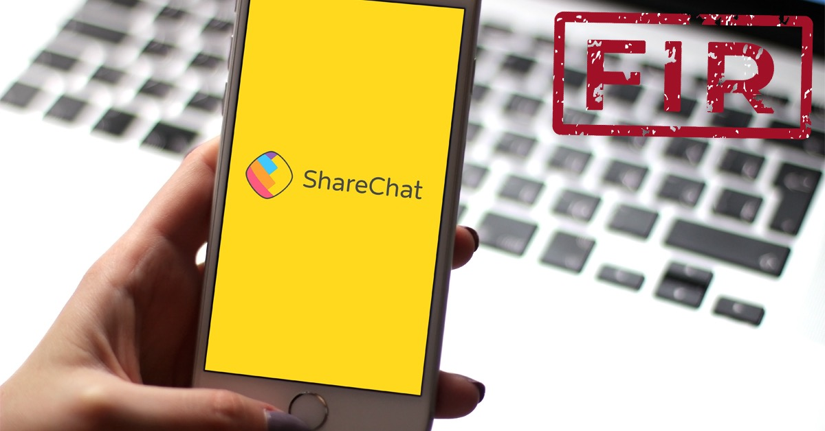 FIR lodged against ShareChat for copyright violation