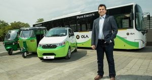 Ola Electric Mobility scoops $1 Mn funding from Hero MotoCorp's Pawan Munjal