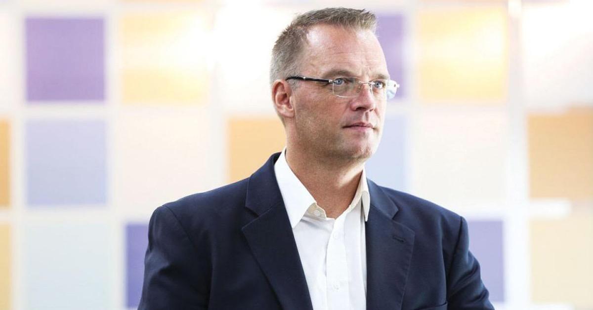 Hans Henrik Christensen, Vice President of Dtec