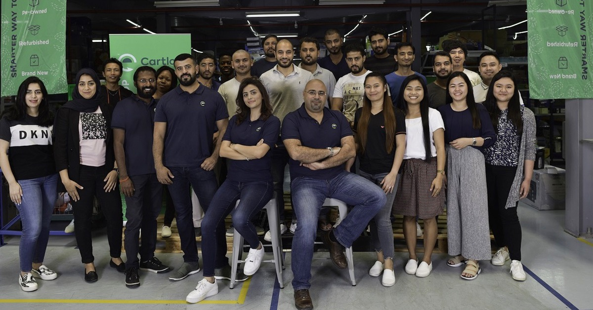 Cartlow - Dubai's re-commerce startup scoops 6-digit figure