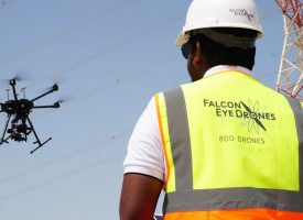 Dubai's Falcon Eye Drones closes strategic investment from Aerodyne Group