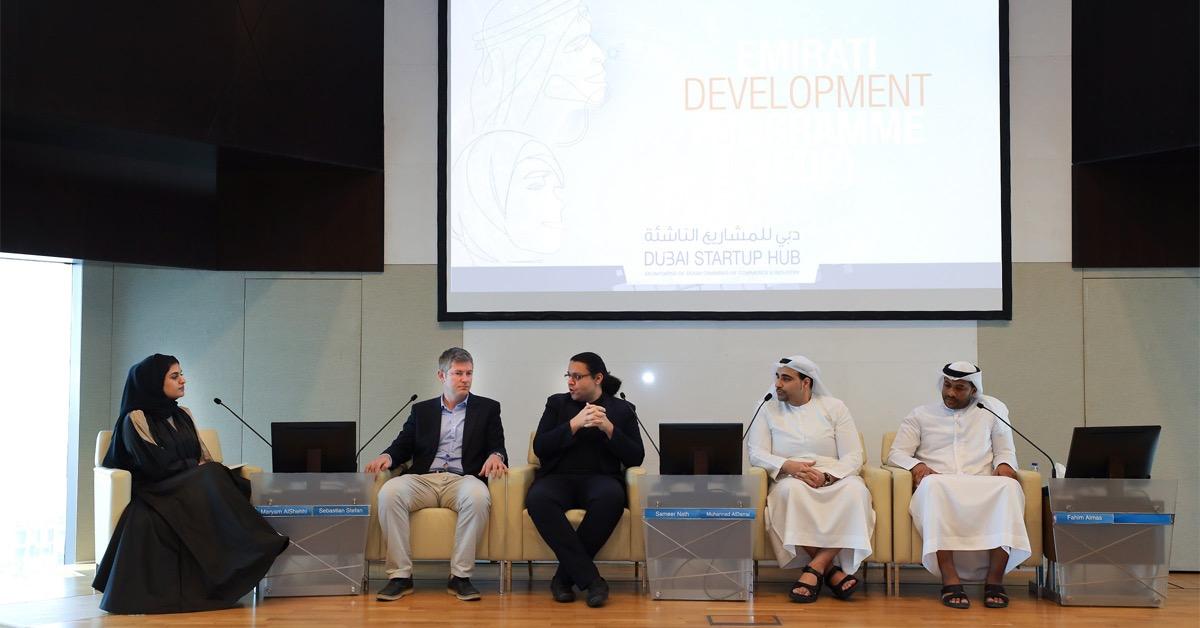 Dubai Startup Hub and DTEC select 30 Emirati entrepreneurs for the Emirati Development Programme