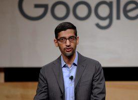 Google Sundar Pichai Donate Give India Covid-19