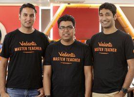 Live online tutoring platform Vedantu raises $6.8 Mn funding from KB Global