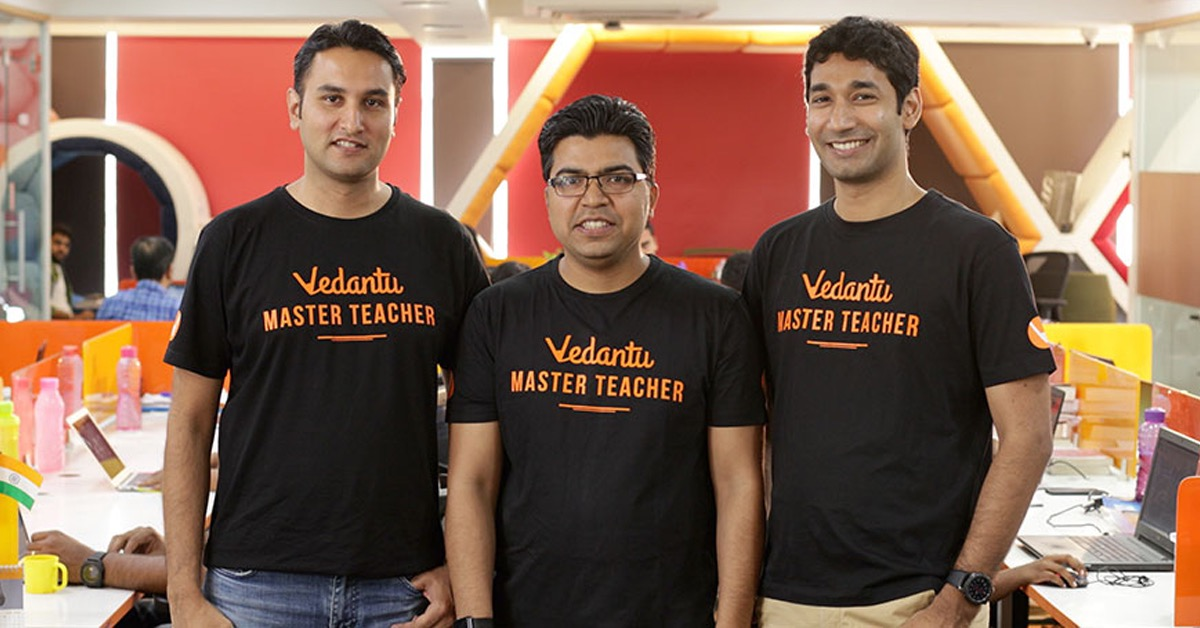 Live online tutoring platform Vedantu raises $6.8 Mn funding from KB Global