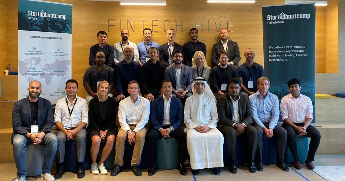 Startupbootcamp FinTech Dubai Second Cohort Raises $2.8m and Signs over 40 Proof of Concepts in DIFC