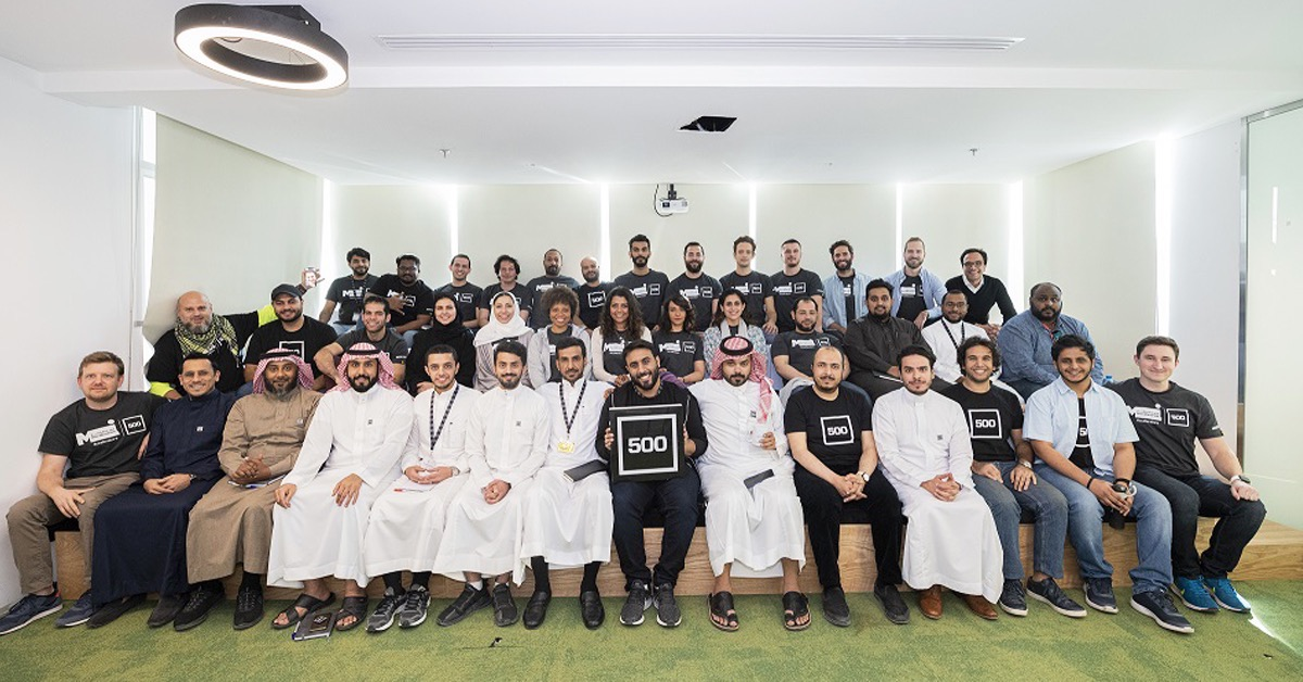 500 Startups and Misk Innovation Host first Digital Demo Day