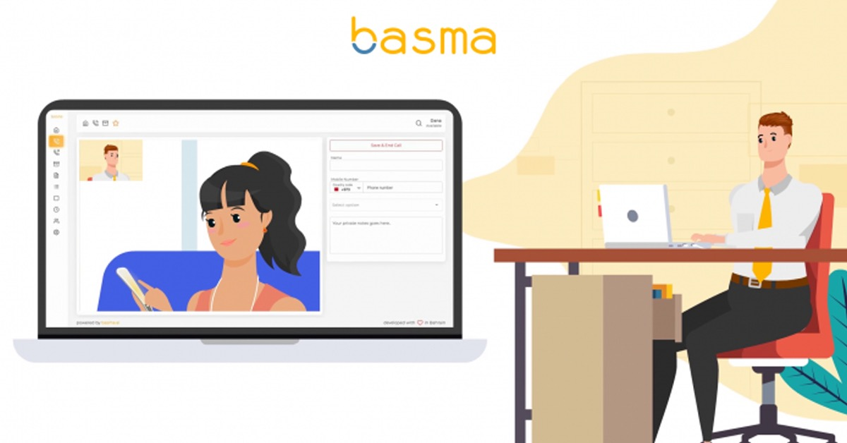 Basma.ai - Bahraini tech startup offering free services to hospitals & public institutions amid COVID-19