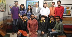 Enactus NSUT launches an Project KITABAT to revive art of Urdu and Arabic Calligraphy