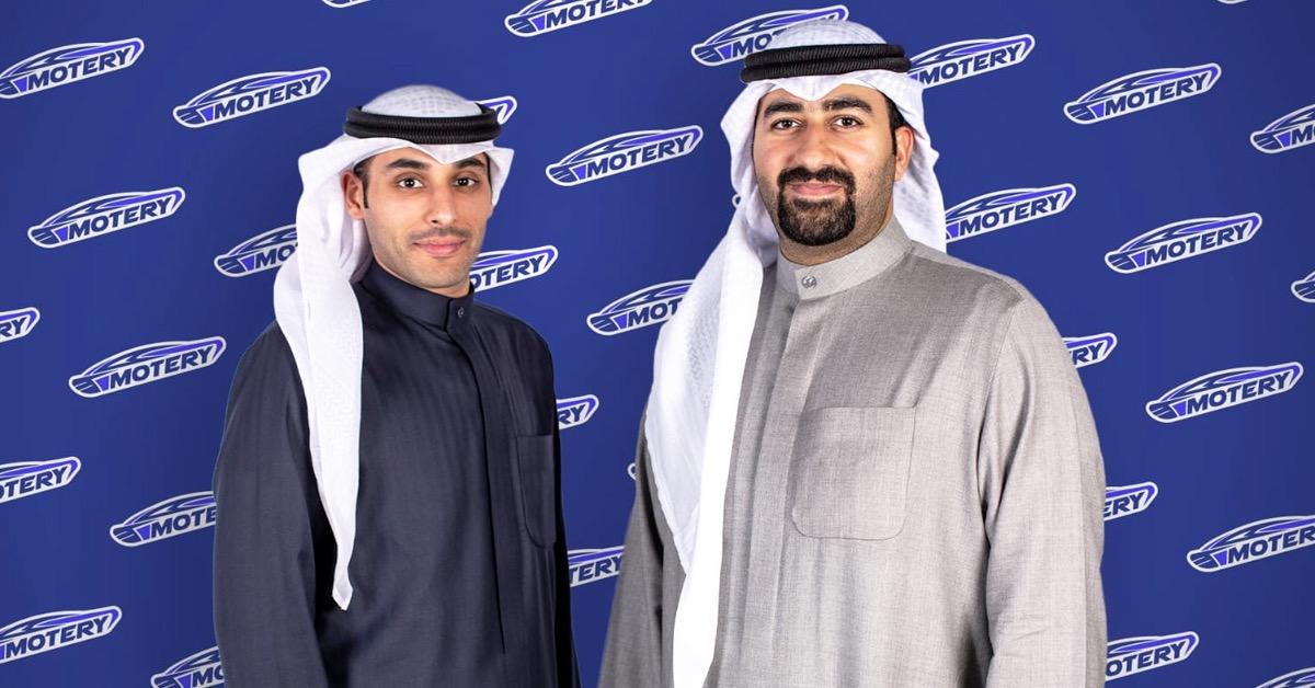 Kuwait's Motery.app startup story