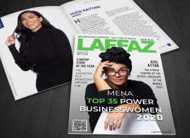 [Magazine] MENA Top 35 Power Businesswomen 2020