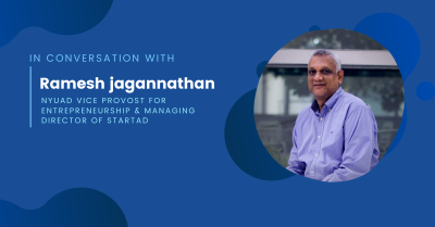#StartupsVCovid19 – In conversation with Ramesh Jagannathan – MD, startAD