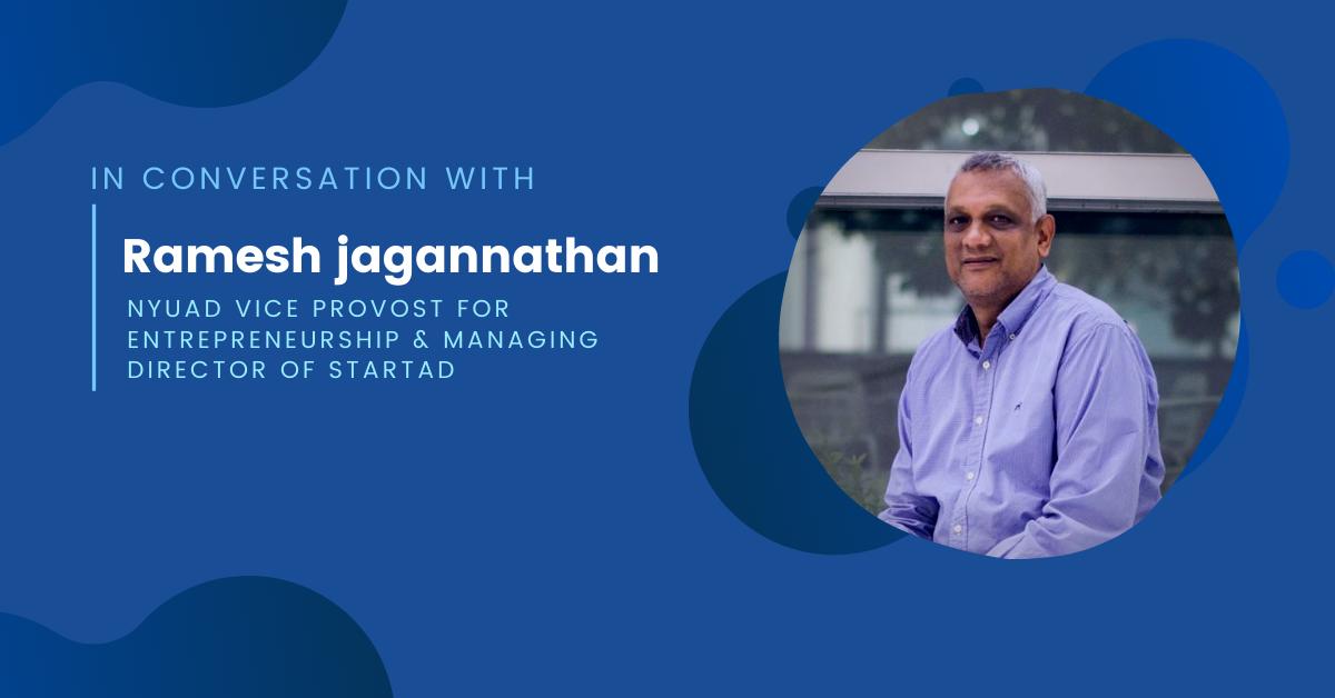 #StartupsVCovid19 - In conversation with Ramesh Jagannathan - MD, startAd