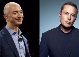Amazon to acquire self-driving car startup Zoox - Elon Musk calls Jeff Bezos a copycat