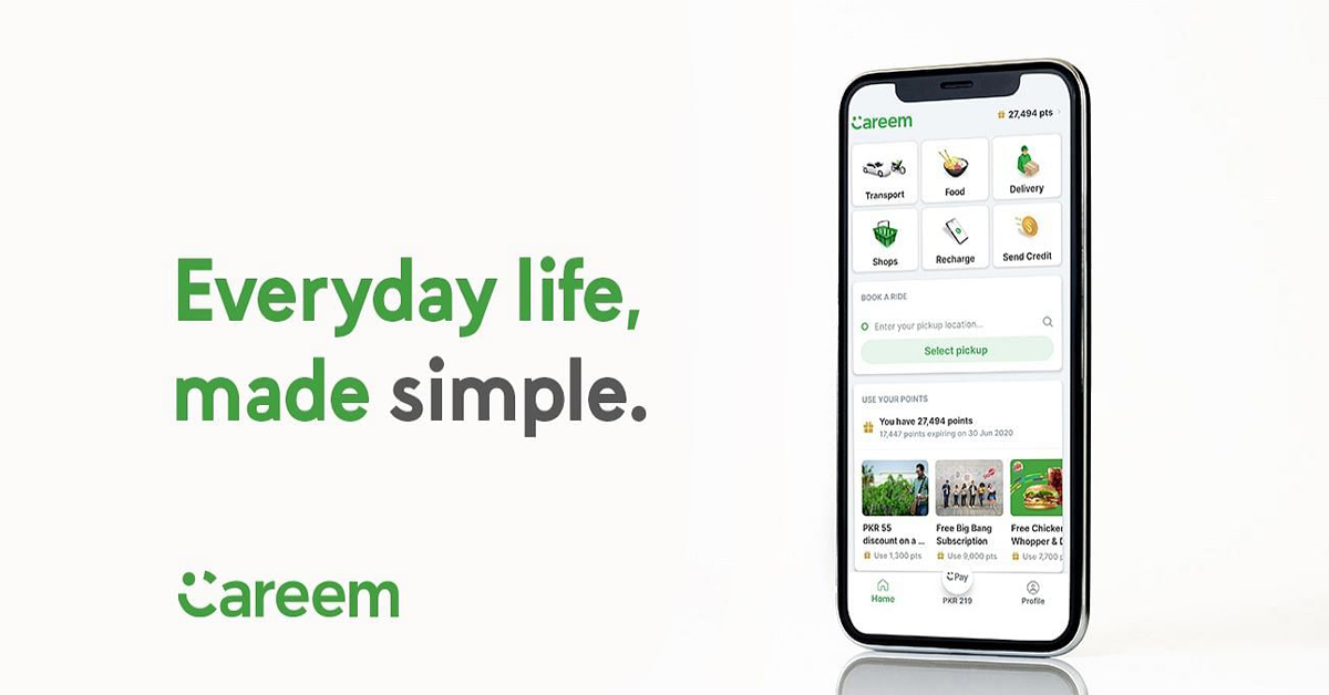 Careem Super App