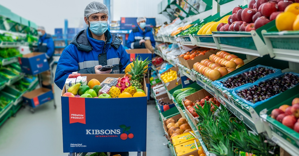 How Kibsons is supporting its employees and customers during COVID-19 crisis