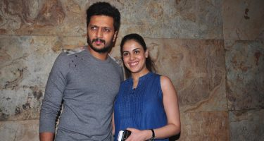Bollywood duo Genelia and Riteish Deshmukh launch plant-based meat venture