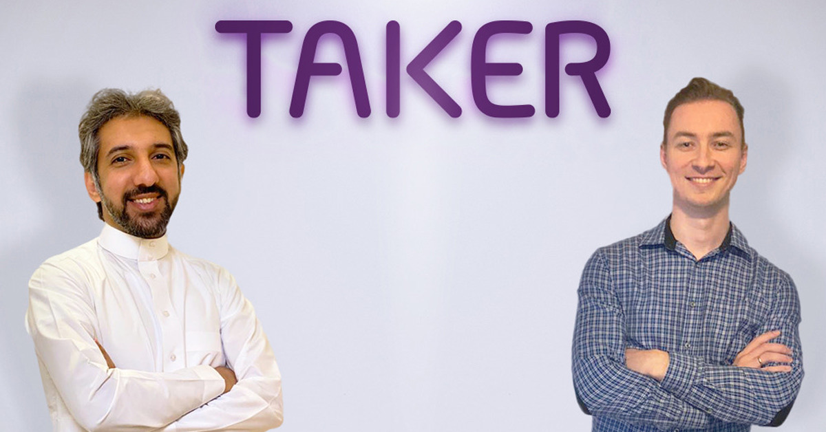 TAKER augments its proprietary technology platform to launch TakerGo