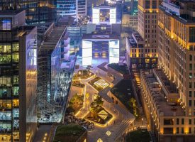 Dubai International Financial Centre's Gate Avenue receives LEED Gold Certification