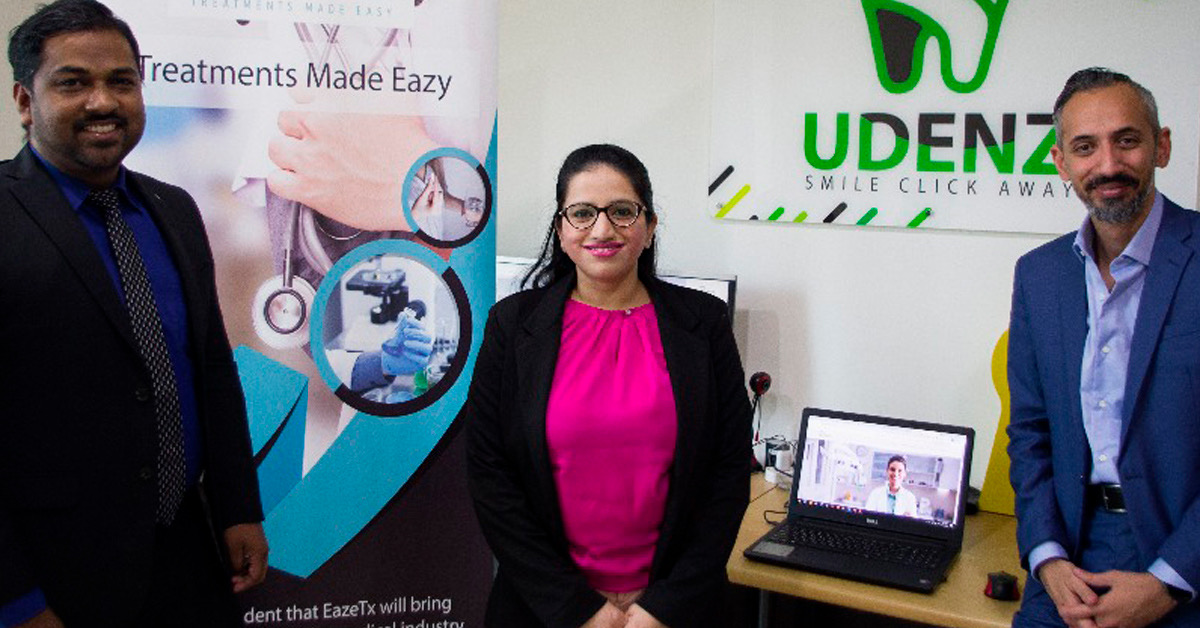 Dubai's online dental platform, UDENZ on 3 September raised $100K from Global Ventures UAE and several angel investors. The bridge round was for $100K USD. The company is planning to deploy the funds to promote and market the new services offered by UDENZ for dentists and patients in UAE, KSA, and Oman