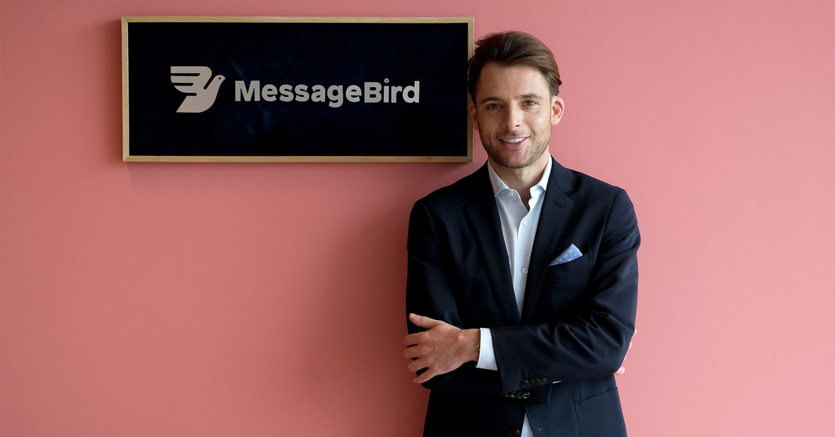 Amsterdam's MessageBird raises $200 Mn at $3 Bn valuation to expand to MENA