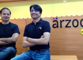 Bengaluru-based Arzooo raises $7.5 Mn from WRVI Capital and Jabbar Internet