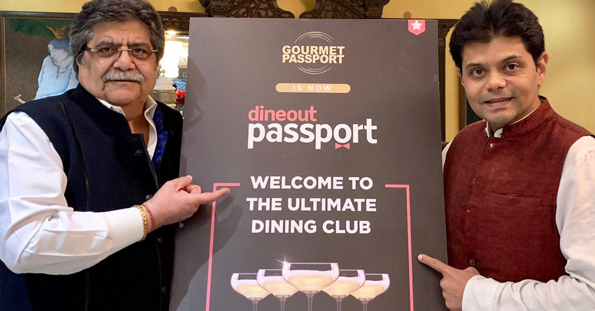 Dineout & Gourmet Passport merge to create 'Dineout Passport' with exclusive rewards