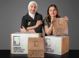 Jordanian 'Boxeh' launches as a 'recipe-in-a-box' startup