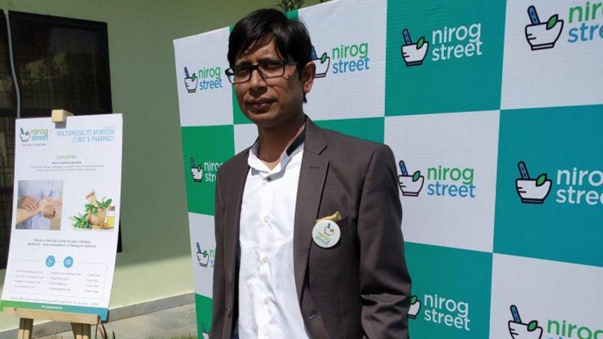 Ayurveda Tech Startup NirogStreet