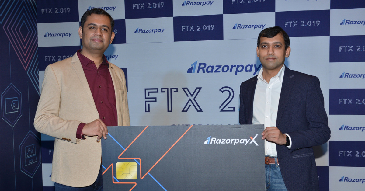India's fintech startup Razorpay raises $100 Mn, enters unicorn club