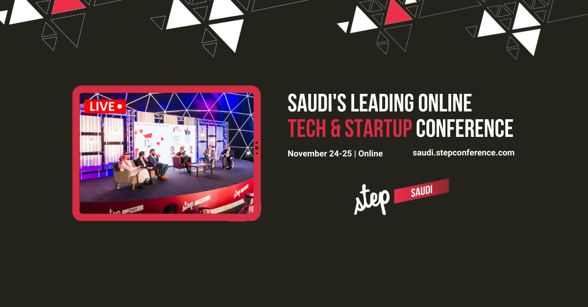 [Event] Step Saudi 2020, your chance to showcase your startup