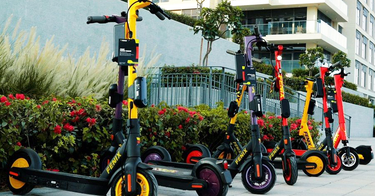 [Startup Launch] UAE's Fenix, micro-mobility startup launches with $3.8 Mn seed funding