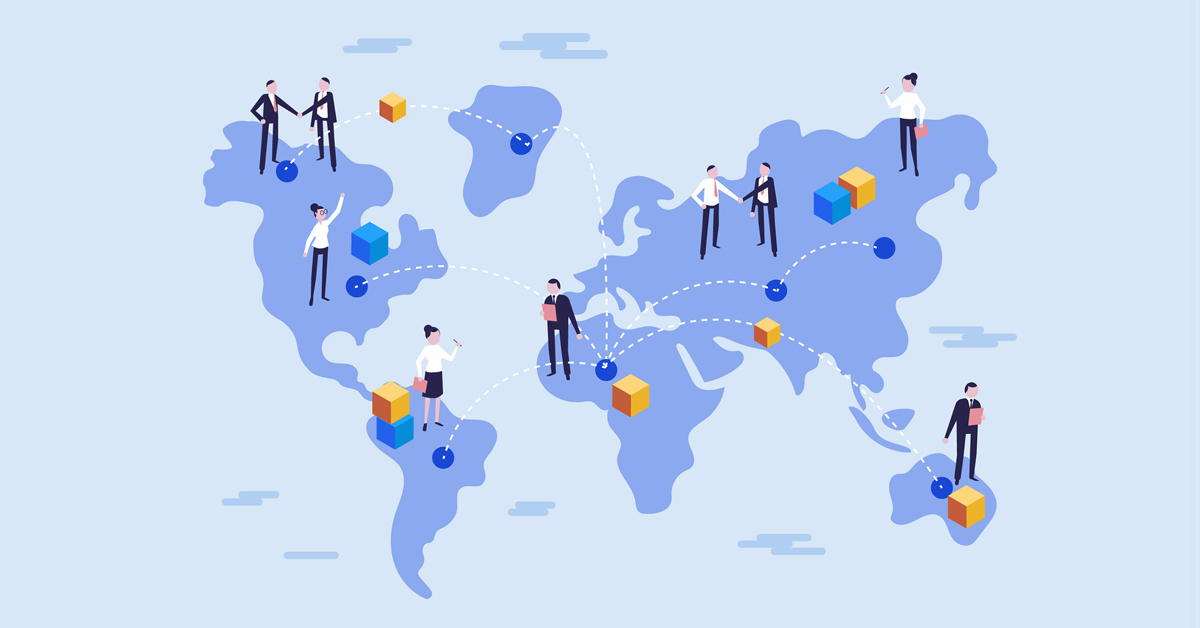 Top 5 Benefits of expanding your business internationally