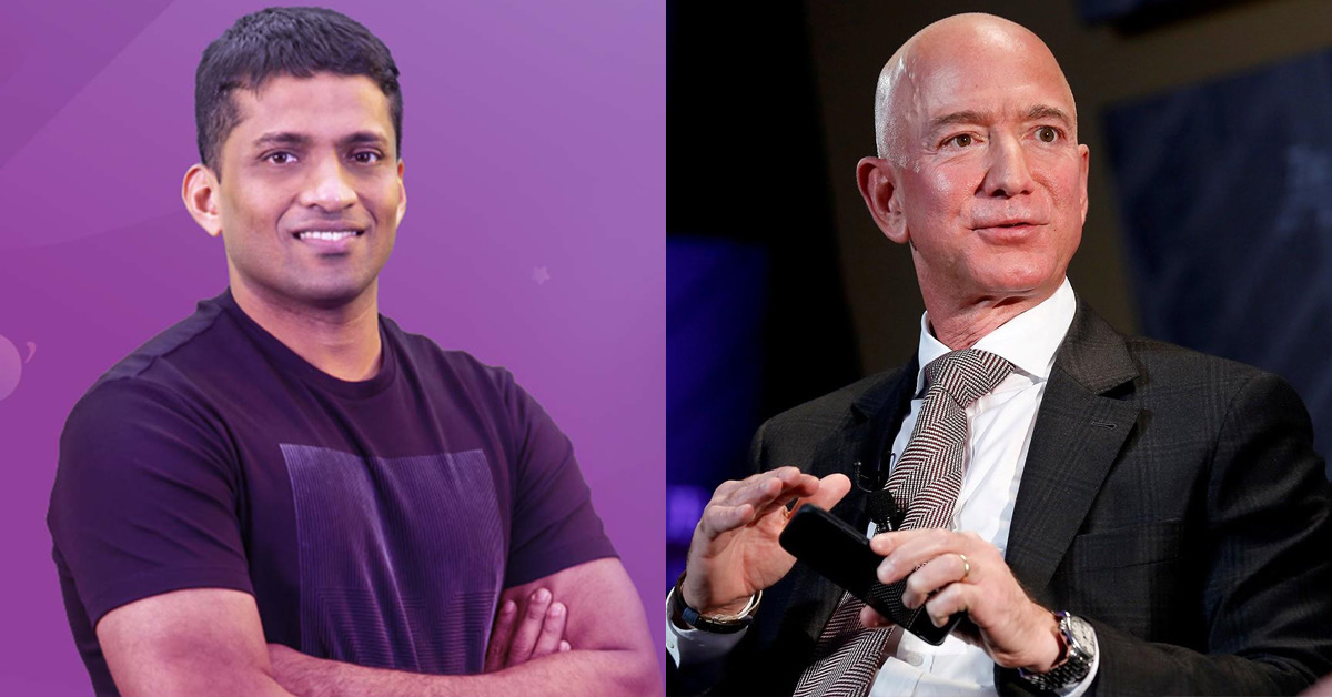 BYJU's vs Amazon Academy - The battle of edtech giants