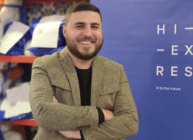 Hi-Express, Iraqi last-mile delivery startup raises seed funding from Iraqi Angel Investors Network