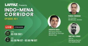 #IMC Episode 1: Introducing INDO-MENA Corridor