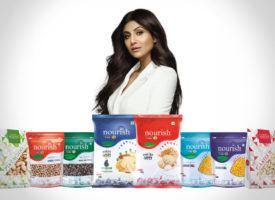 Bollywood diva Shilpa Shetty endorse BL Agro's brand 'Nourish'