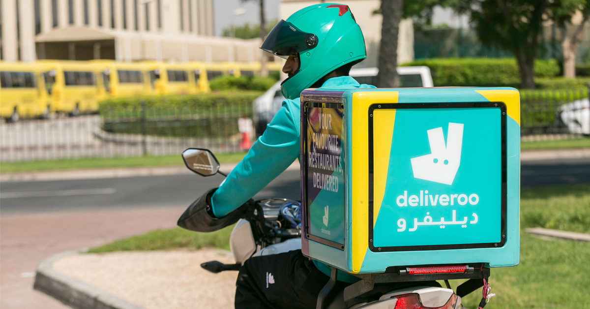 Deliveroo announces £16 Mn 'Thank You Fund' for riders ahead of potential IPO
