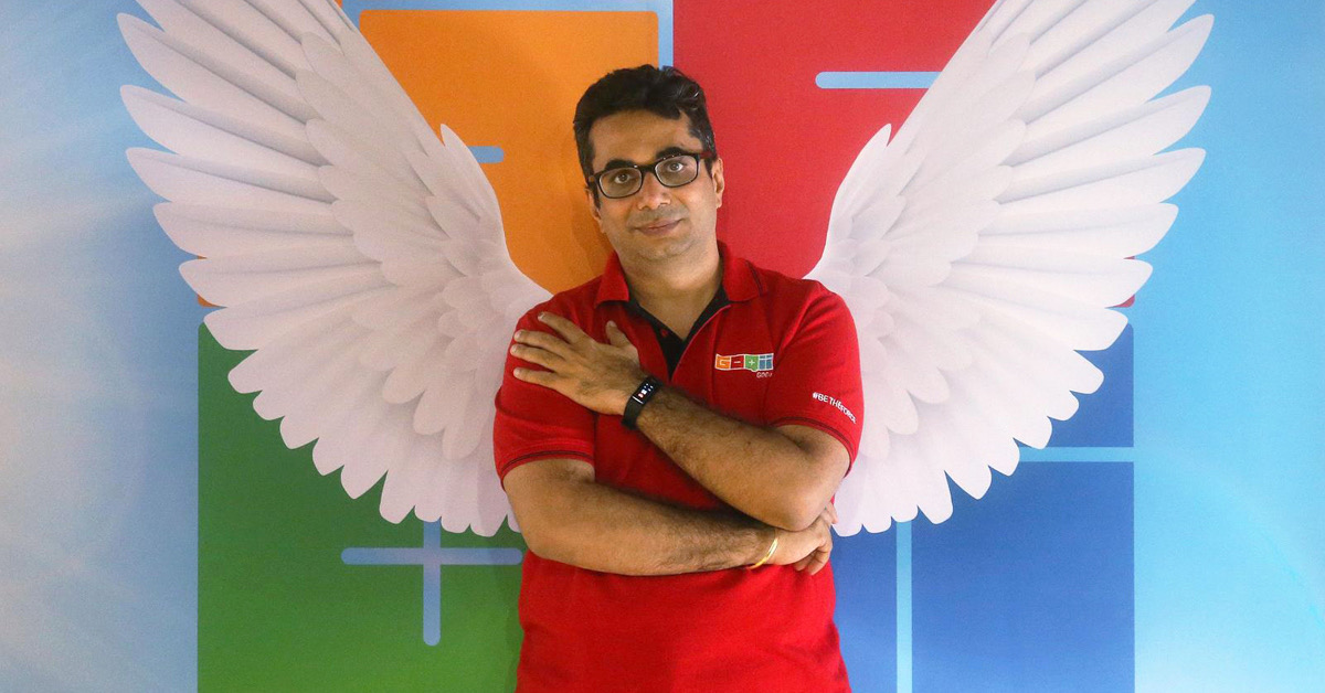 Vishal Gondal, Founder & CEO of GOQii sued over his comments on gambling
