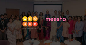 WE HUB partners with Meesho to enable homepreneurs achieve professional identity