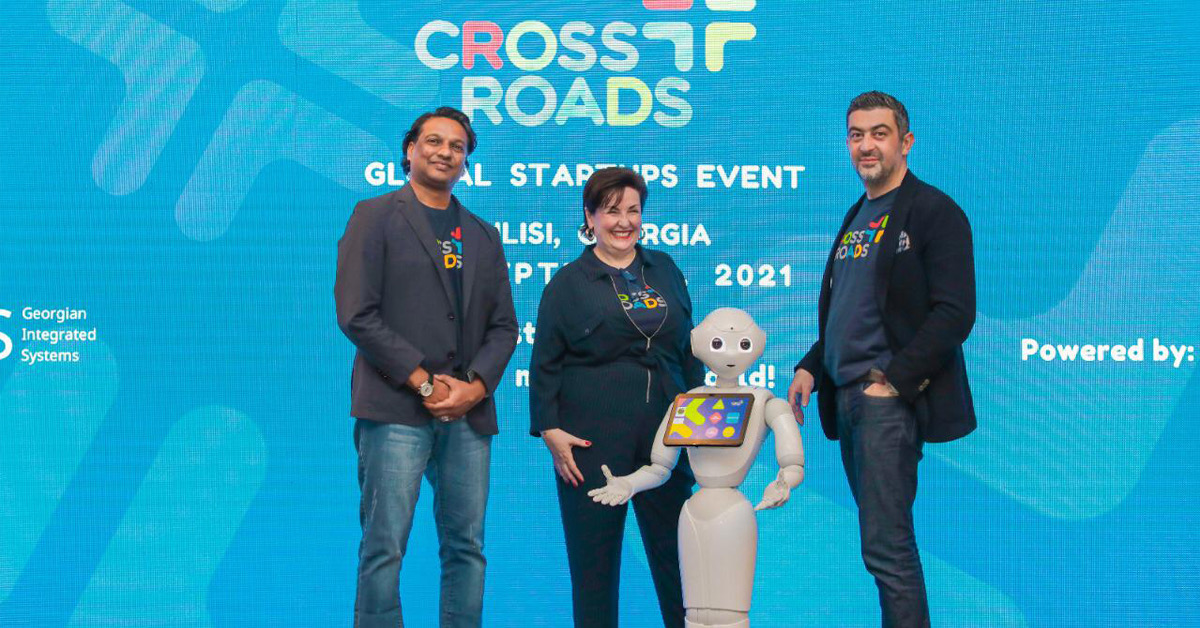 Georgia announces the launch of the Crossroads event for startups