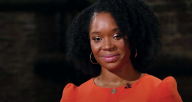 [Shots] Kam Davis, CEO & founder of Nylah's Naturals – nails it on Dragons' Den