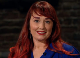 Sharon Keegan Peachylean founder Dragons Den