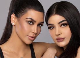 sonia fyza kim kardashian kylie jenner look-alike