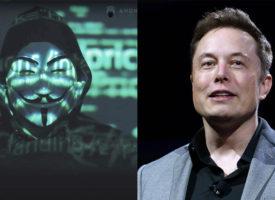 Anonymous message Elon Musk video