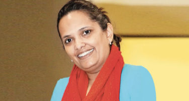 Great grand daughter of Mahatma Gandhi jailed in South Africa